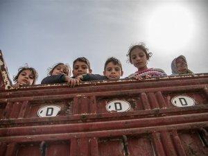 Afrin'e dönüşler başladı