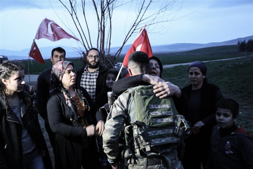 57 günde 'Zeytin Dalı Harekatı'nda neler oldu? galerisi resim 3