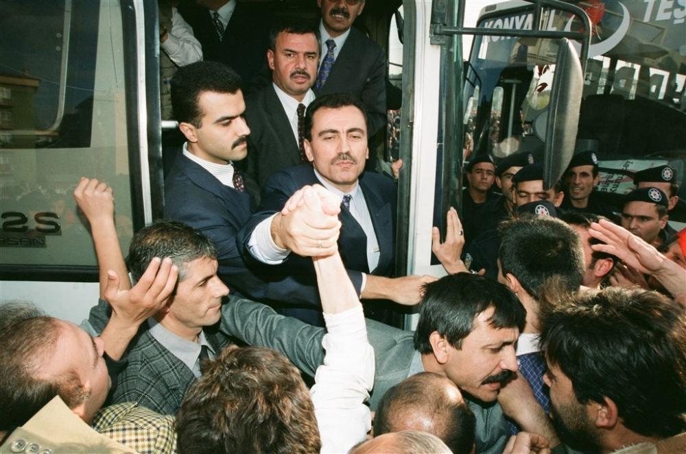 Büyük dava adamı Muhsin Yazıcıoğlu vefatının 10.Yılı! galerisi resim 14