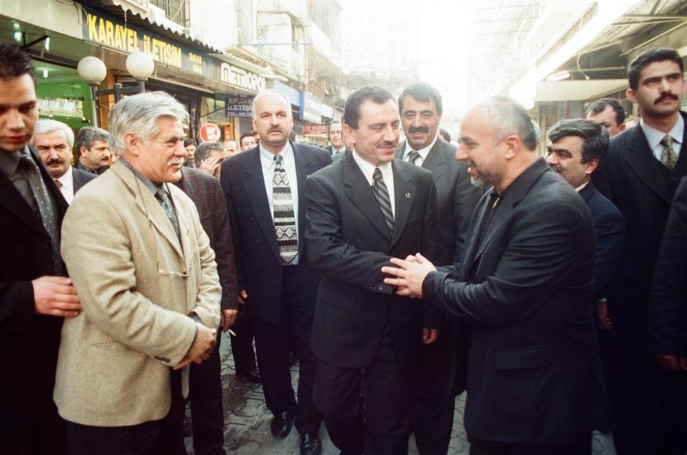 Büyük dava adamı Muhsin Yazıcıoğlu vefatının 10.Yılı! galerisi resim 17