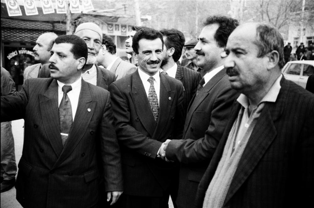 Büyük dava adamı Muhsin Yazıcıoğlu vefatının 10.Yılı! galerisi resim 6