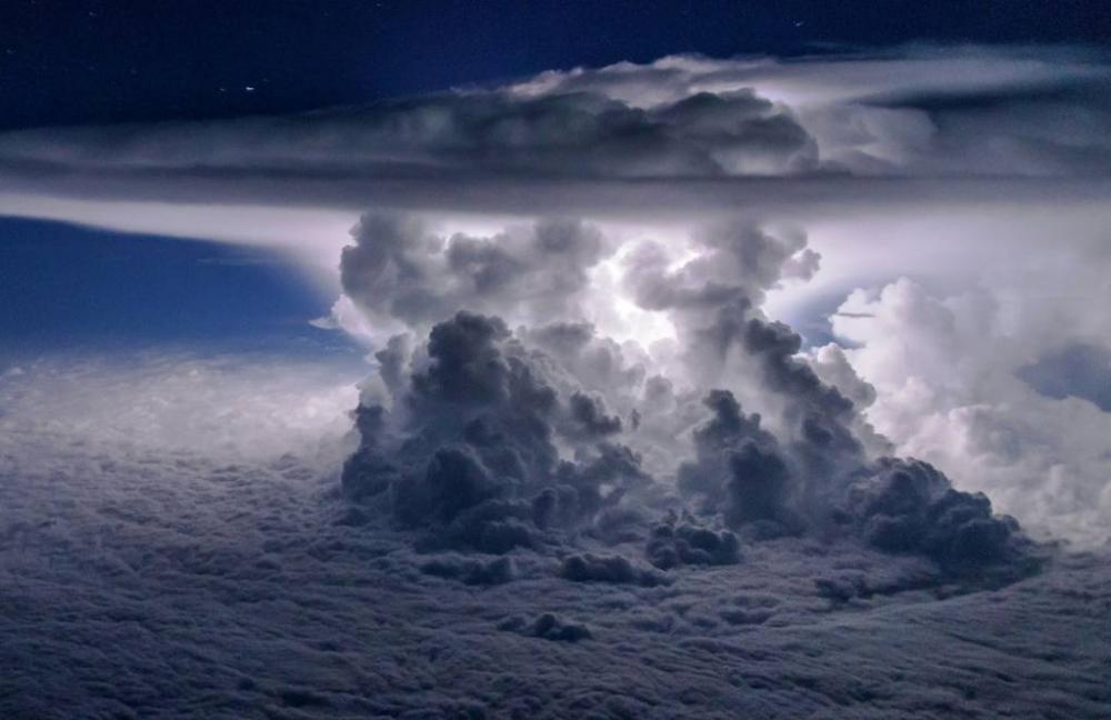 'En iyi 27 Meteoroljik Harika' fotoğraflarından biri Türkiye'den galerisi resim 12