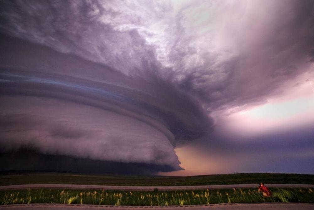 'En iyi 27 Meteoroljik Harika' fotoğraflarından biri Türkiye'den galerisi resim 26