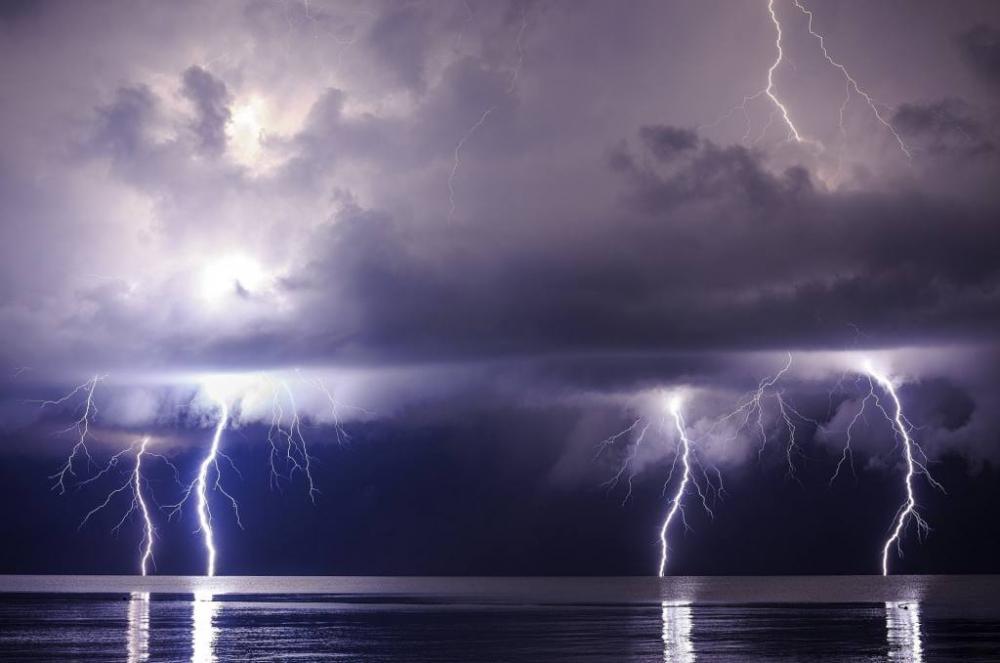 'En iyi 27 Meteoroljik Harika' fotoğraflarından biri Türkiye'den galerisi resim 29