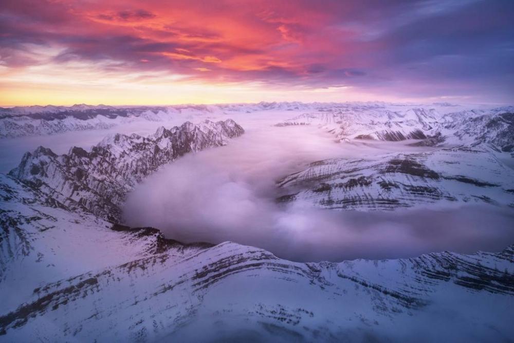 'En iyi 27 Meteoroljik Harika' fotoğraflarından biri Türkiye'den galerisi resim 5