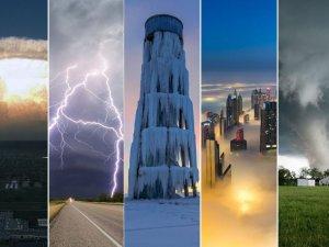 'En iyi 27 Meteoroljik Harika' fotoğraflarından biri Türkiye'den