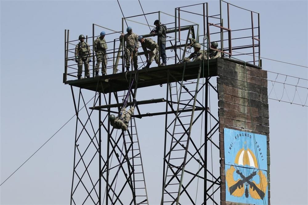 """Kayseri 1. Komando Tugayı """"Güçlüler, cesurlar, hazırlar"""" galerisi resim 15"""