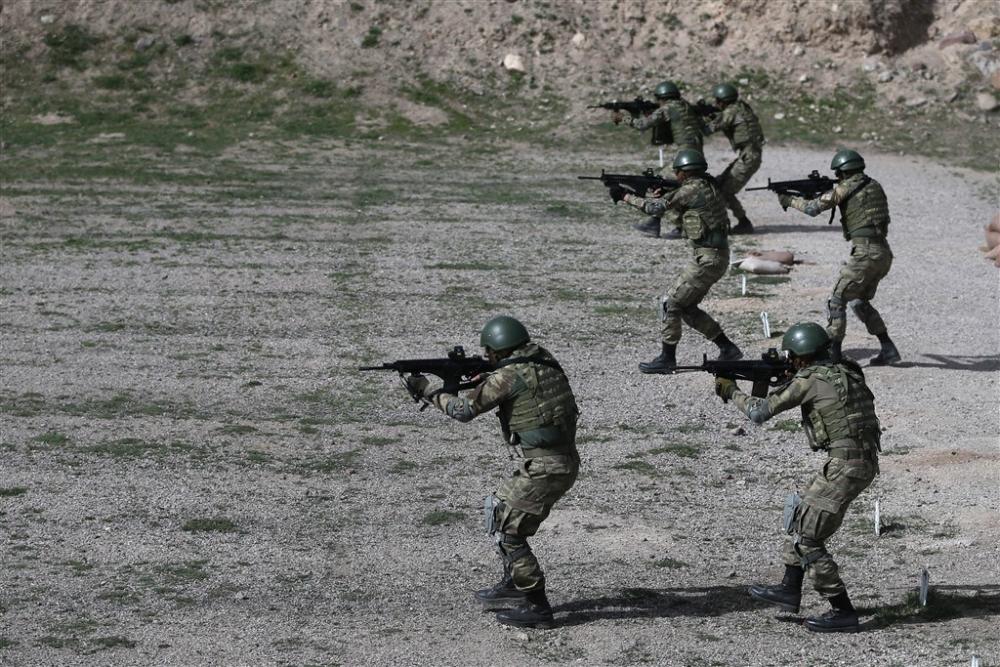 """Kayseri 1. Komando Tugayı """"Güçlüler, cesurlar, hazırlar"""" galerisi resim 30"""
