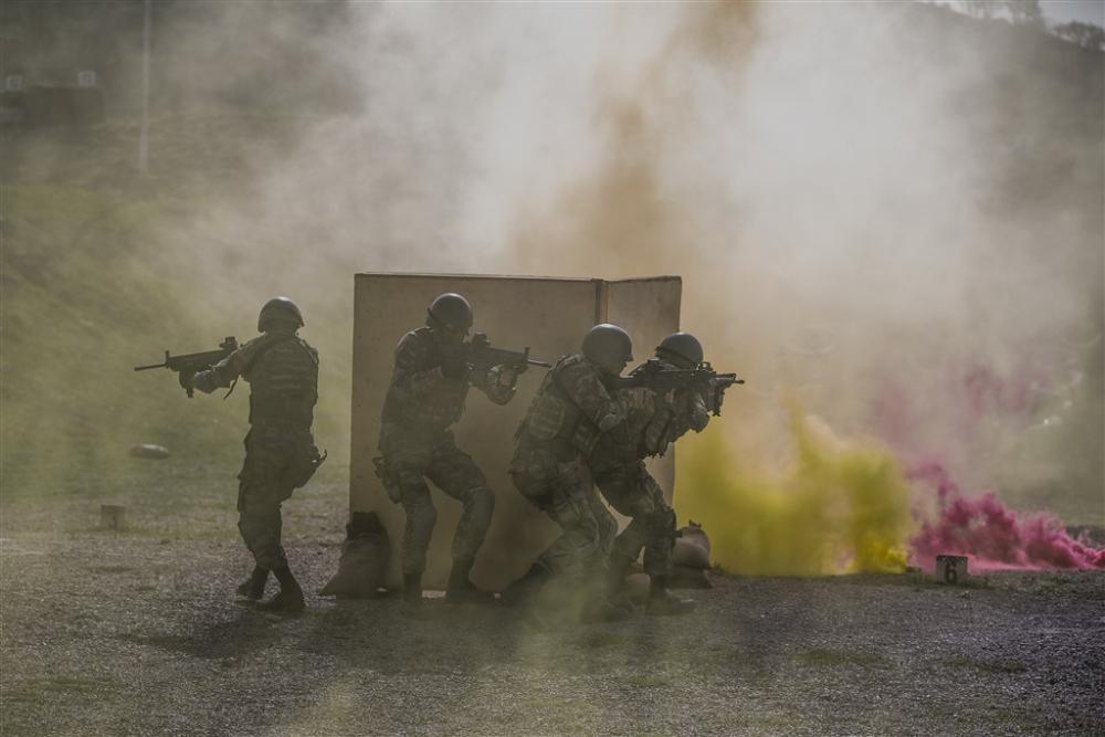 """Kayseri 1. Komando Tugayı """"Güçlüler, cesurlar, hazırlar"""" galerisi resim 36"""