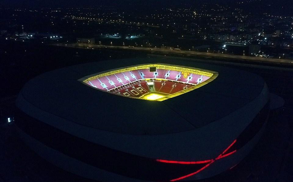 Samsun'un yeni stadı 'Dünyanın en iyi 10 stadı' arasına girdi galerisi resim 10
