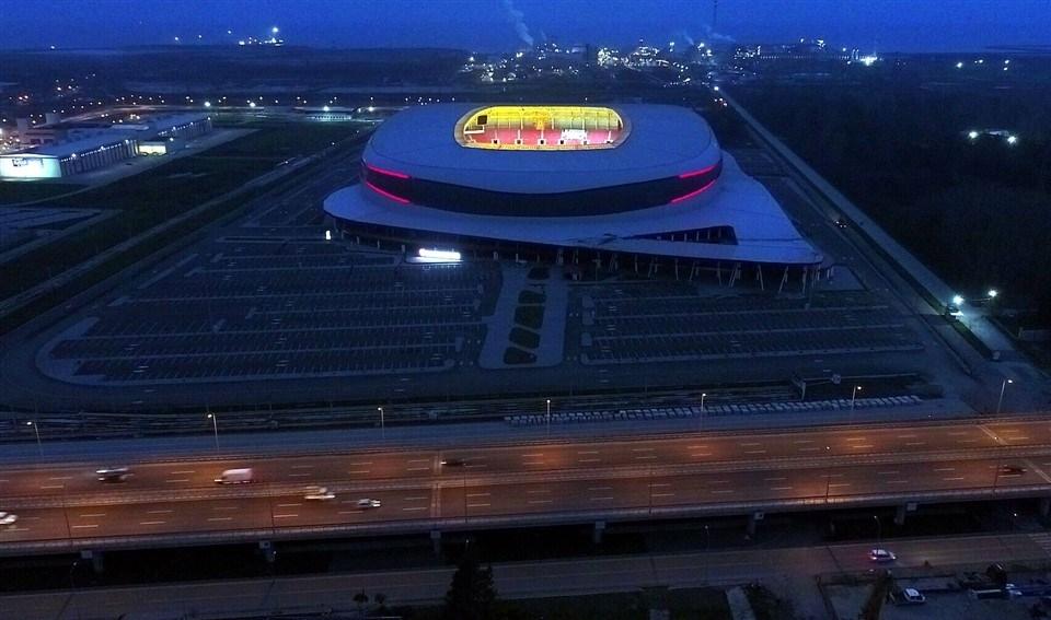Samsun'un yeni stadı 'Dünyanın en iyi 10 stadı' arasına girdi galerisi resim 14