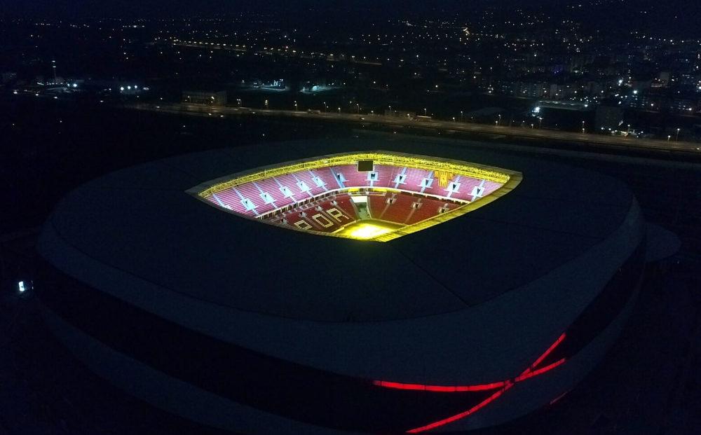 Samsun'un yeni stadı 'Dünyanın en iyi 10 stadı' arasına girdi galerisi resim 2