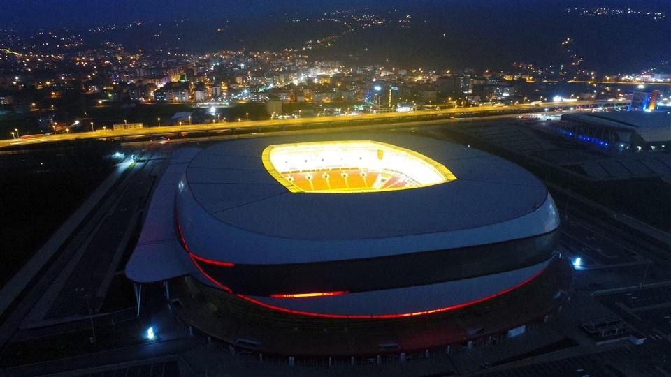 Samsun'un yeni stadı 'Dünyanın en iyi 10 stadı' arasına girdi galerisi resim 20