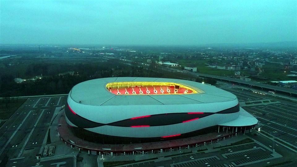 Samsun'un yeni stadı 'Dünyanın en iyi 10 stadı' arasına girdi galerisi resim 7