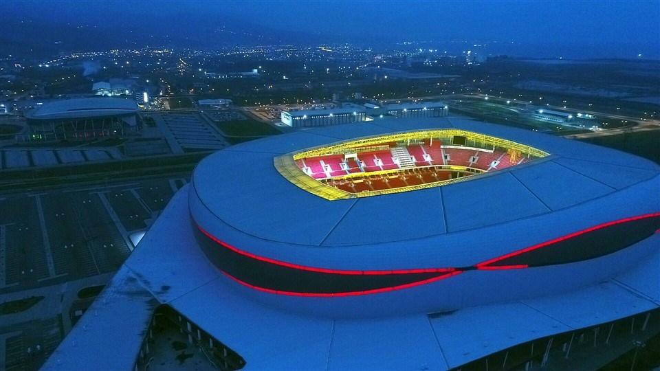 Samsun'un yeni stadı 'Dünyanın en iyi 10 stadı' arasına girdi galerisi resim 9
