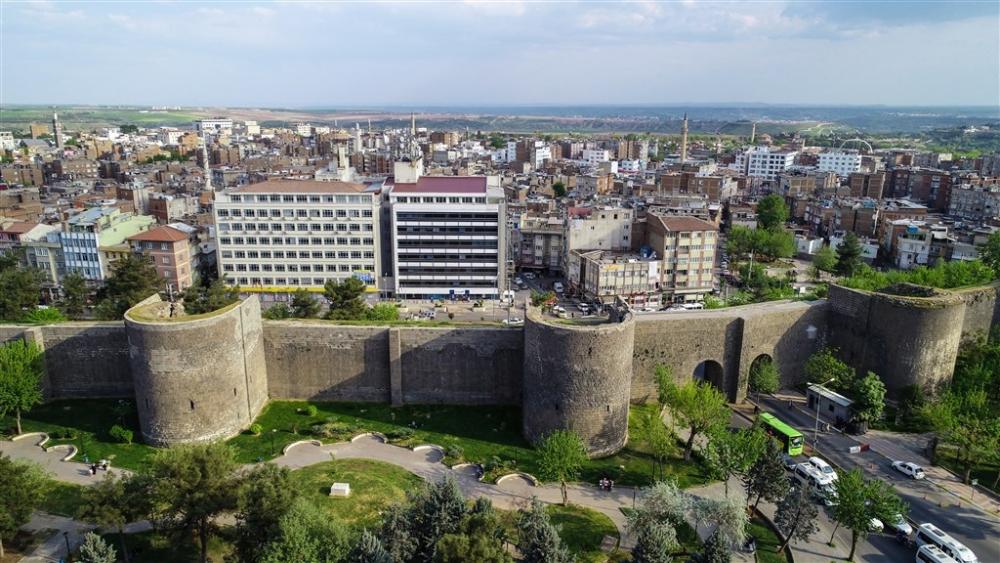Diyarbakır havadan görüntülendi galerisi resim 12