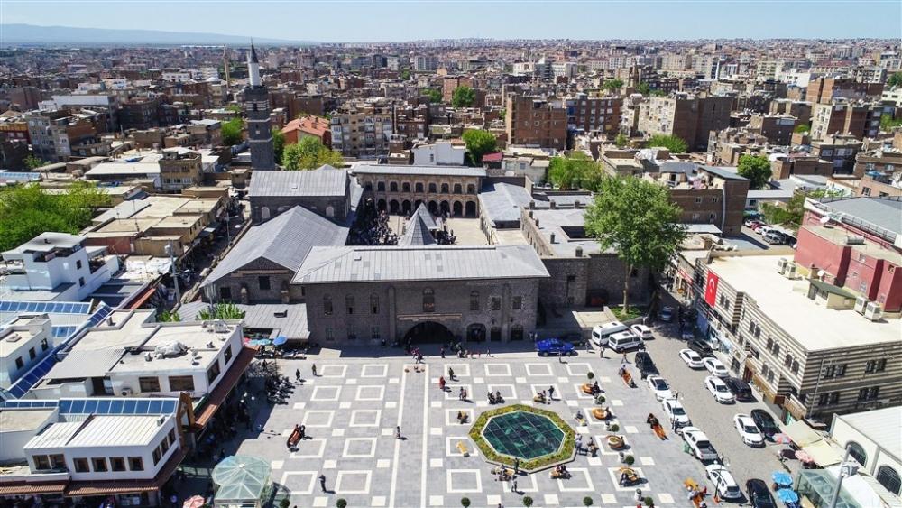 Diyarbakır havadan görüntülendi galerisi resim 14