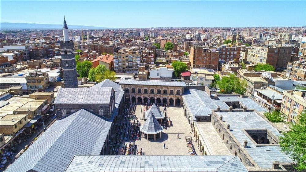 Diyarbakır havadan görüntülendi galerisi resim 15