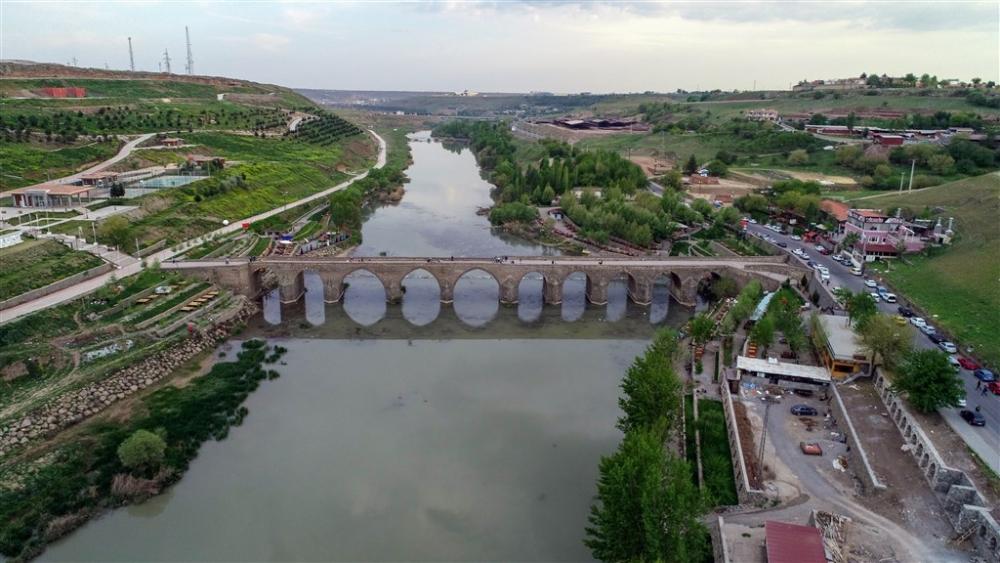 Diyarbakır havadan görüntülendi galerisi resim 3