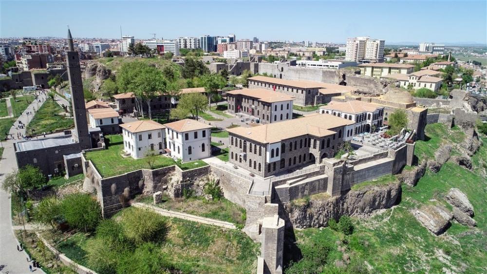 Diyarbakır havadan görüntülendi galerisi resim 5
