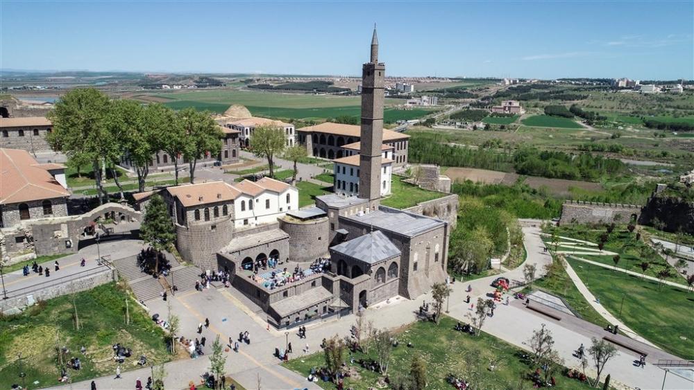 Diyarbakır havadan görüntülendi galerisi resim 6