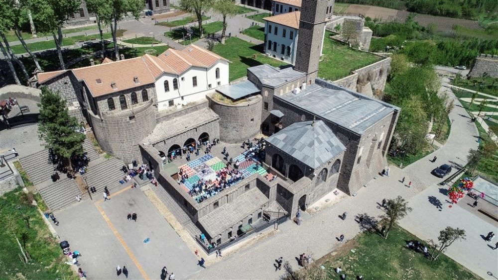 Diyarbakır havadan görüntülendi galerisi resim 7