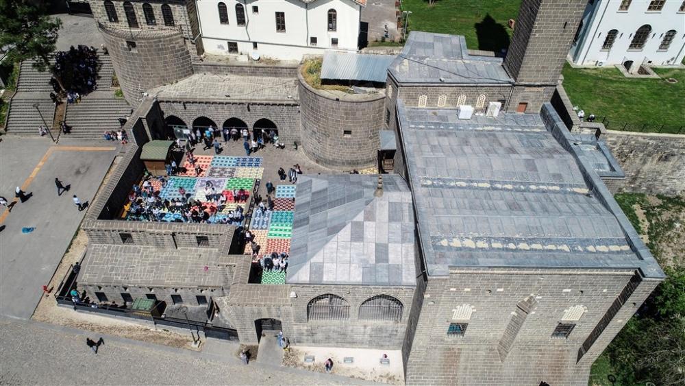 Diyarbakır havadan görüntülendi galerisi resim 8