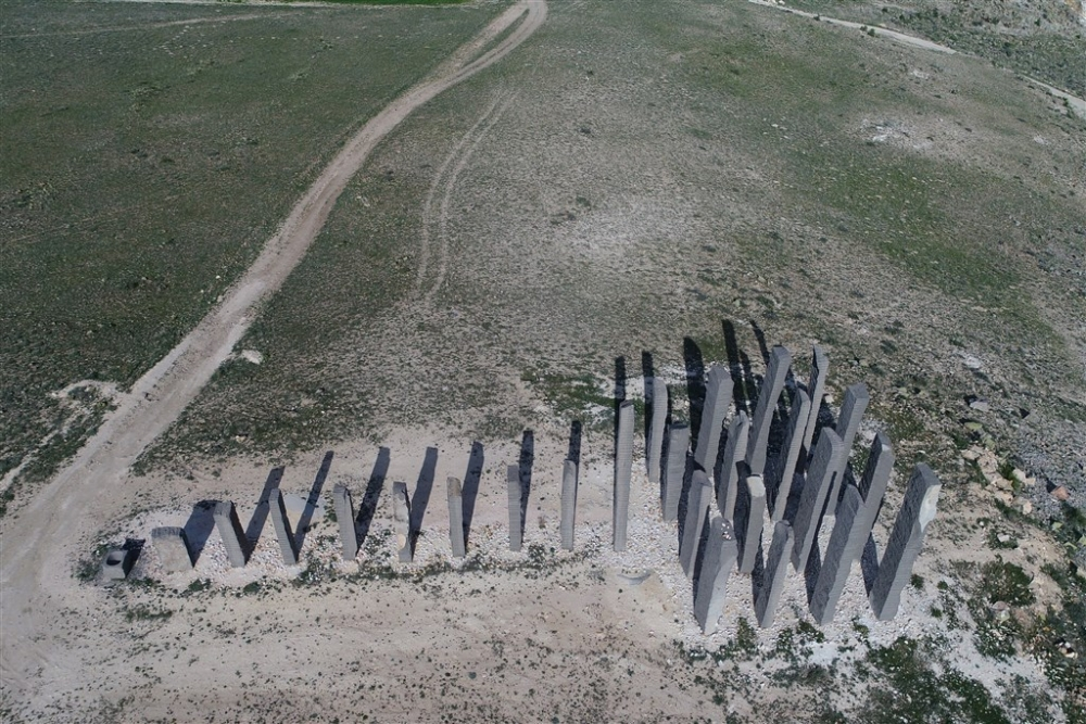 """Kapadokya'nın """"uzaydan görülen"""" heykelleri galerisi resim 17"""