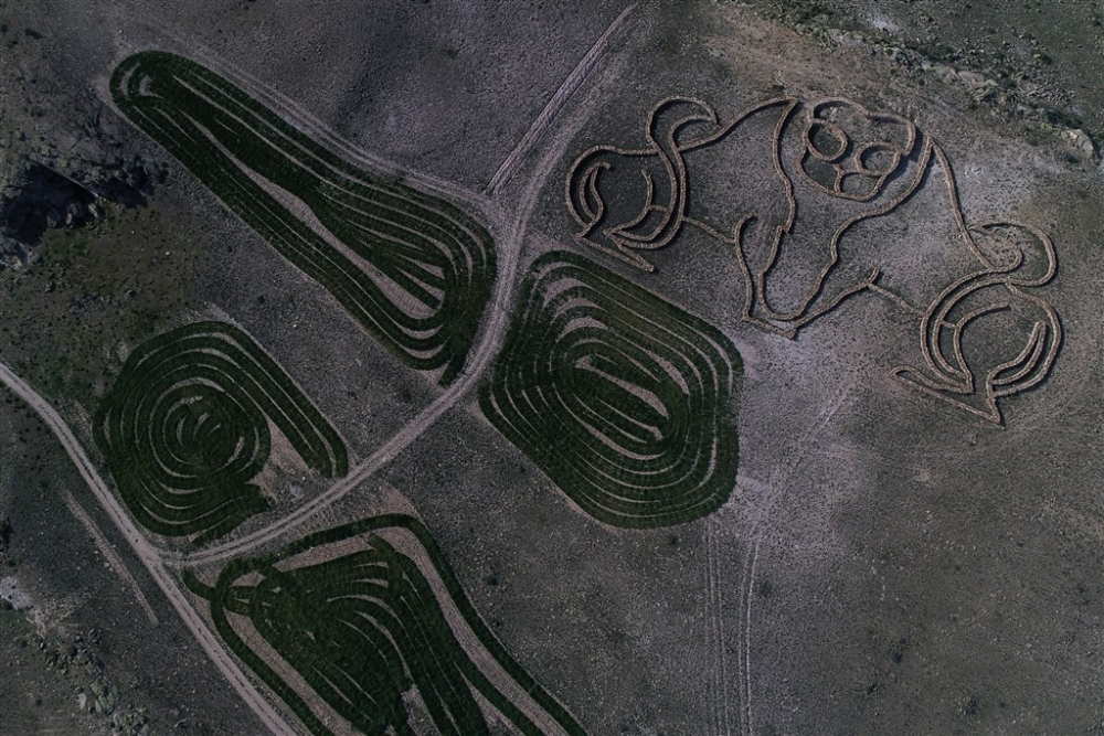 """Kapadokya'nın """"uzaydan görülen"""" heykelleri galerisi resim 20"""