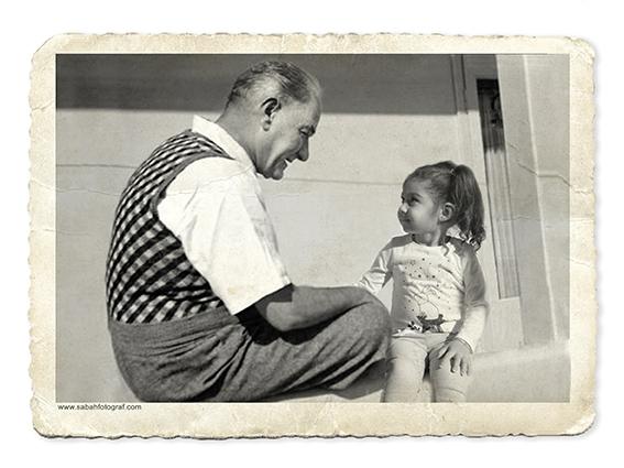 Atatürk'ün çocuk sevgisi galerisi resim 9