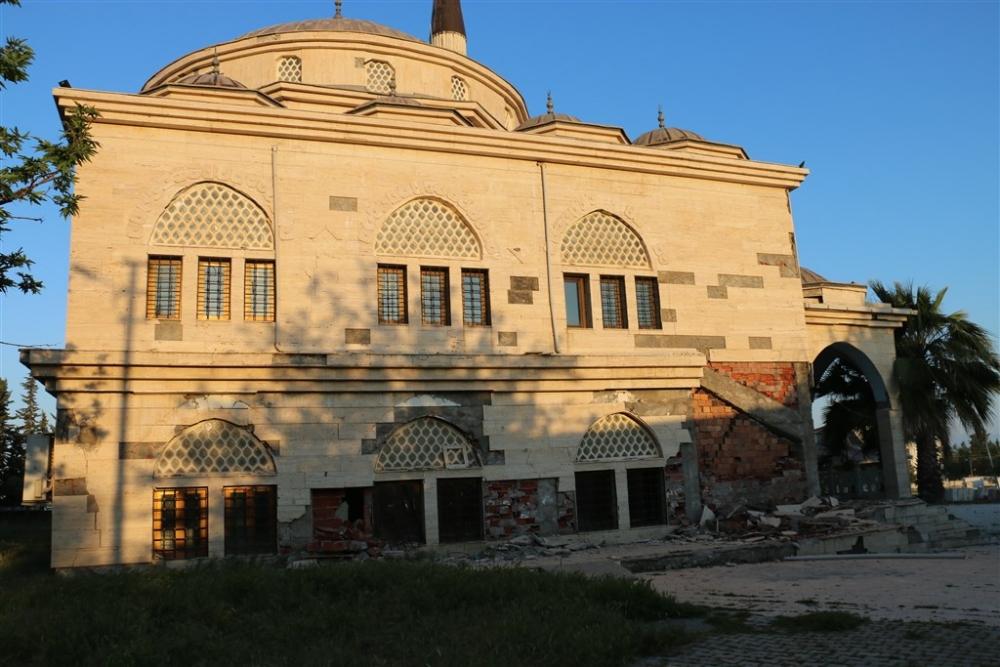 Adıyaman'da 5,1 büyüklüğünde deprem galerisi resim 20