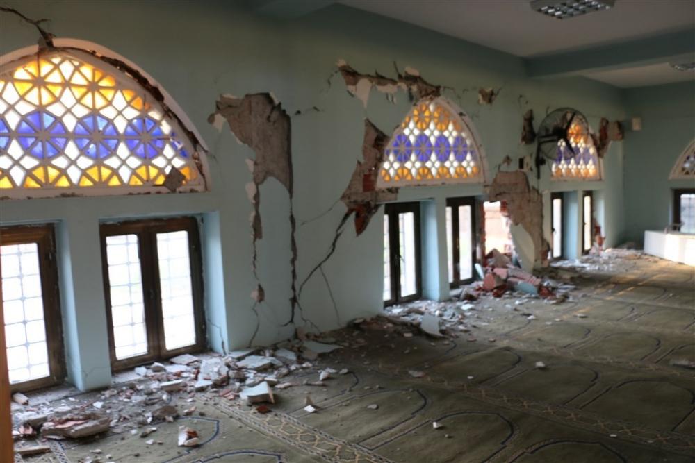 Adıyaman'da 5,1 büyüklüğünde deprem galerisi resim 23
