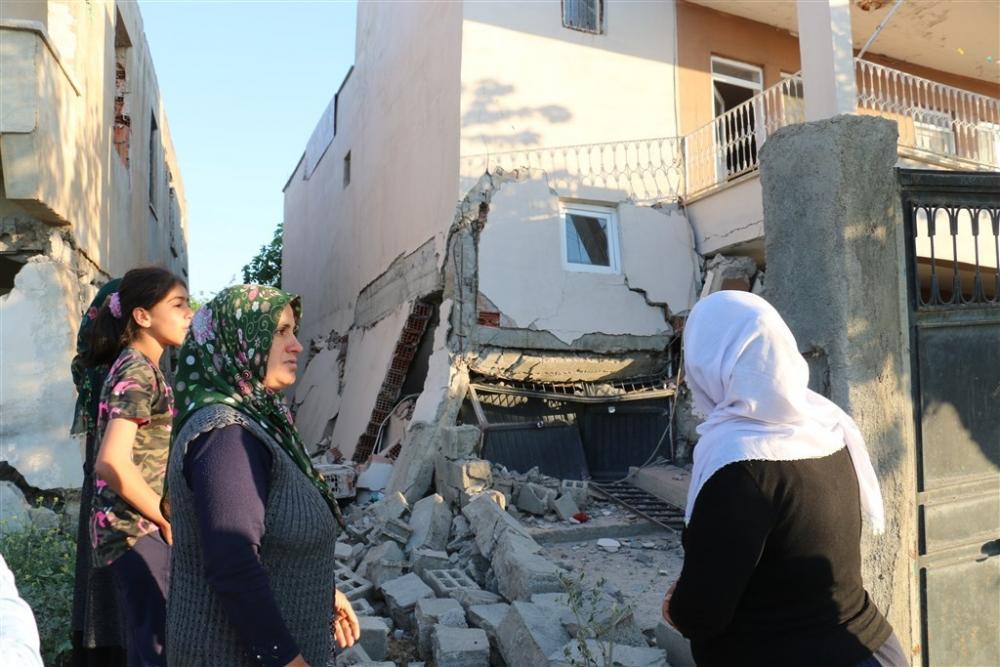 Adıyaman'da 5,1 büyüklüğünde deprem galerisi resim 30