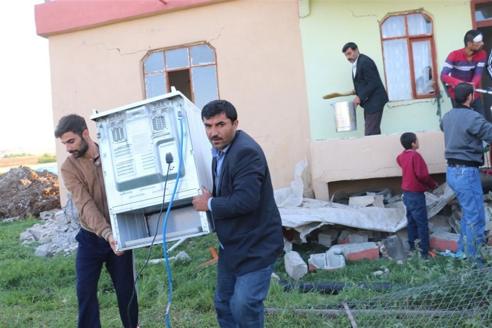Adıyaman'da 5,1 büyüklüğünde deprem galerisi resim 36