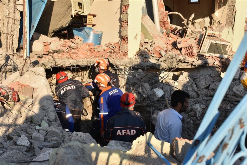 Adıyaman'da 5,1 büyüklüğünde deprem galerisi resim 9