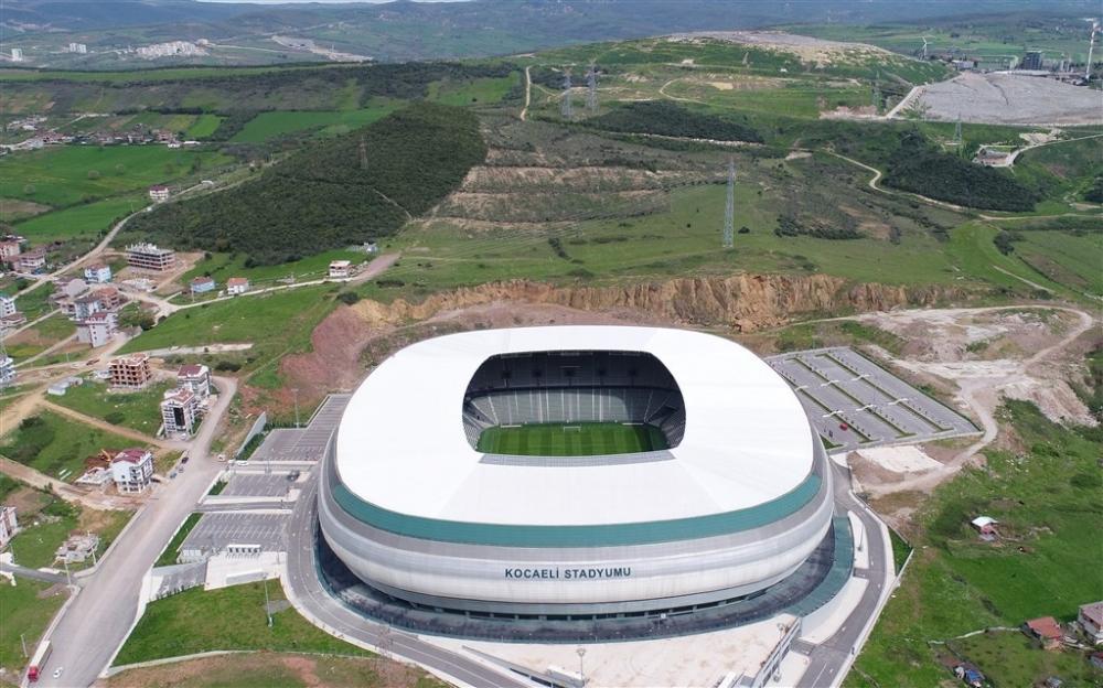 Türkiye'nin 2024 Avrupa Şampiyonası'na aday 9 stadı galerisi resim 3