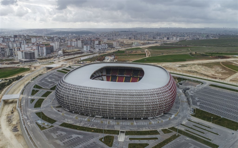 Türkiye'nin 2024 Avrupa Şampiyonası'na aday 9 stadı galerisi resim 5