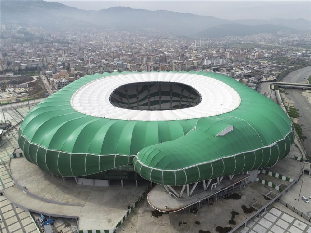 Türkiye'nin 2024 Avrupa Şampiyonası'na aday 9 stadı galerisi resim 6