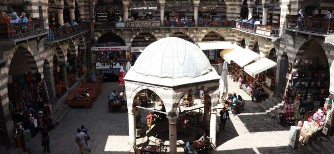 'Kadim şehir Diyarbakır'