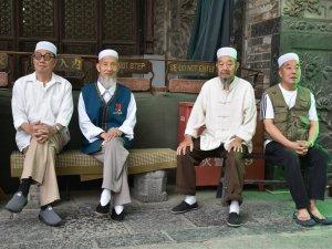 Çin'de Şian Ulucamisi