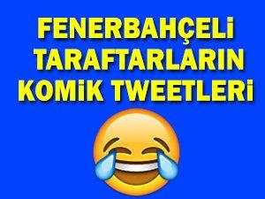 Fenerbahçe hakkında atılan komik tweetler