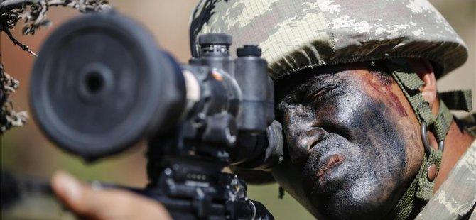 Terör örgütlerinin korkulu rüyası: Komandolar