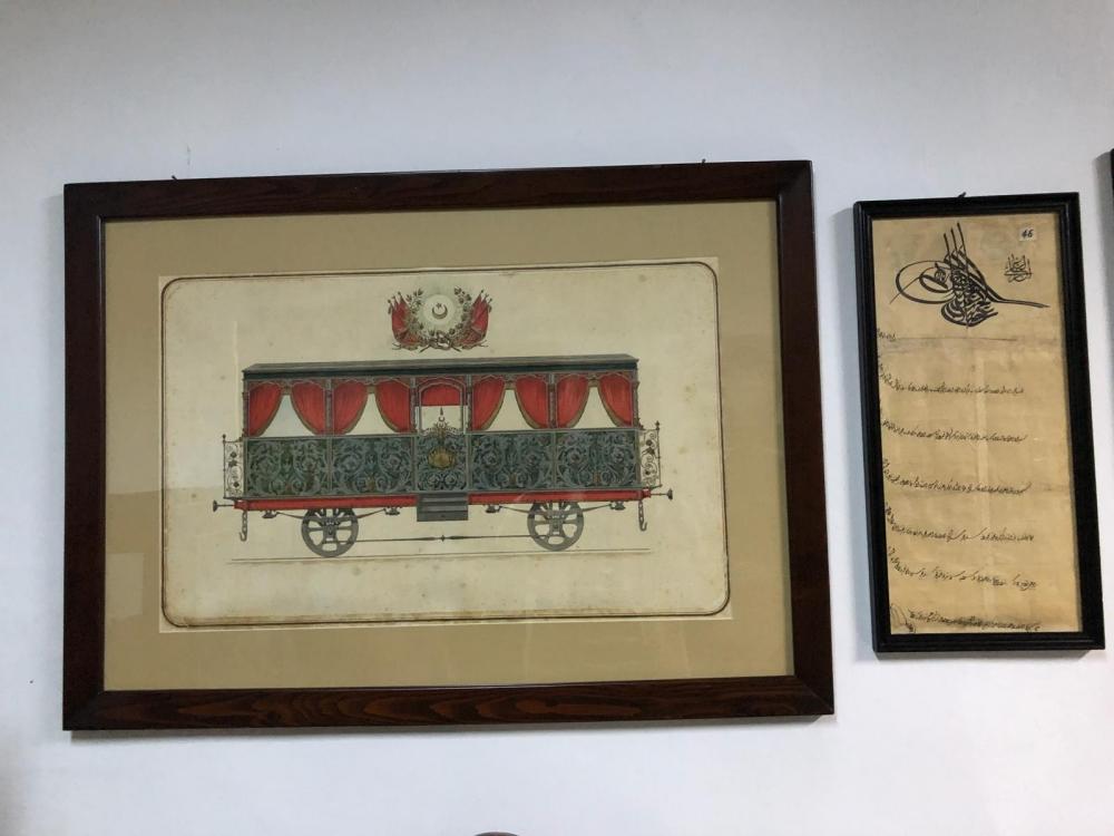 TCDD Gar Müzesinde yok yok! galerisi resim 1