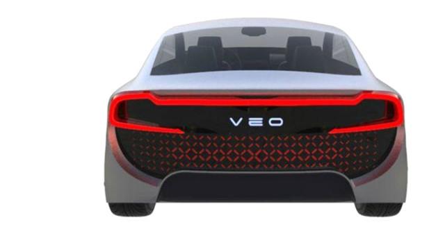 Vestel'in yerli otomobili VEO galerisi resim 1