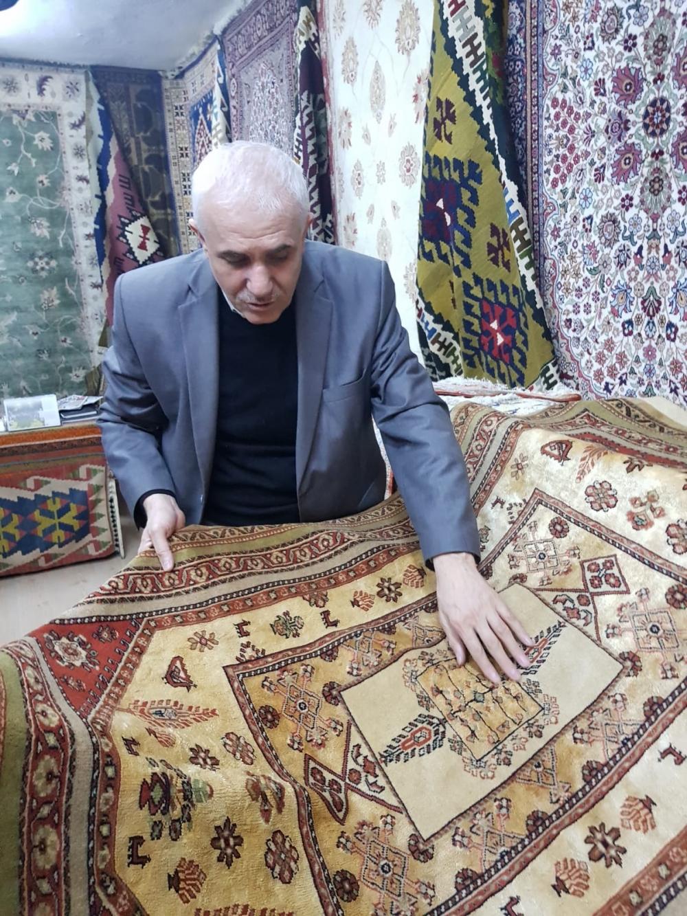 En güzel dokuma halılar... galerisi resim 1