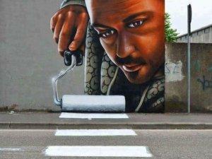 Harika Sokak Sanatı Eserleri