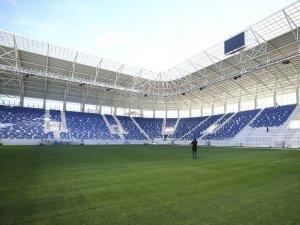 Ankara'ya yapılan stadın son hali