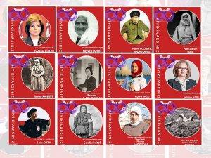 Tarihe geçen 'Türk kadınları'