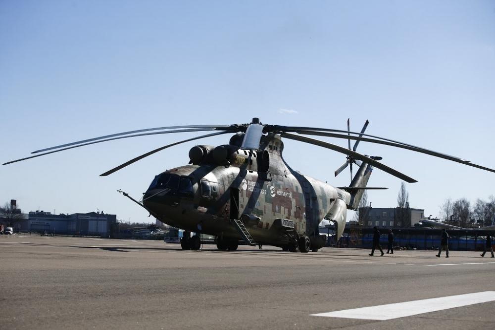 Rusya'dan Türkiye ile ortak helikopter üretim sinyali galerisi resim 1