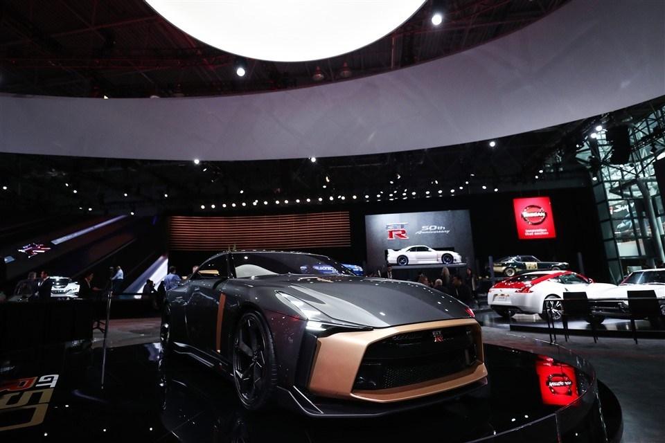 New York Uluslararası Otomobil Fuarı başlıyor galerisi resim 1